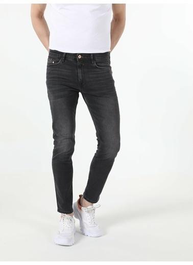 Colin's 035 Ryan Yüksek Bel Dar Paça Skinny Fit Jean Erkek Jean Pantolon Renkli